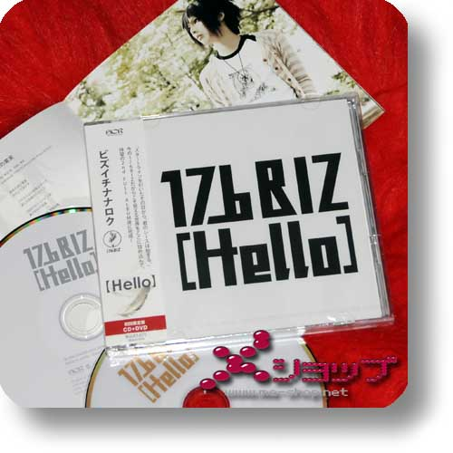 176biz - [Hello] LIM.CD+DVD (Re!cycle)-0