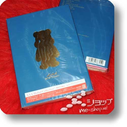 AAA - Ballad Collection LIM.Box 2CD+Diary-Book-0