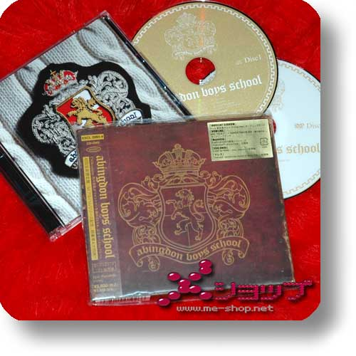 abingdon boys school - abingdon boys school LIM.CD+DVD (Re!cycle)-0