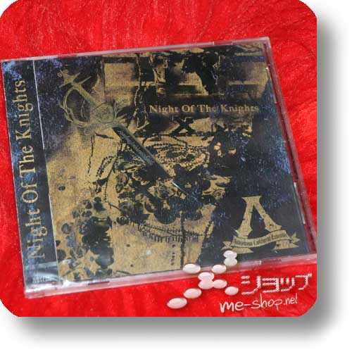 A (ACE) - Night of the Knights LIM.CD+DVD-0
