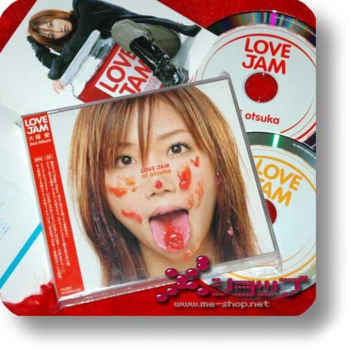 ai otsuka - LOVE JAM CD+DVD (Re!cycle)-0