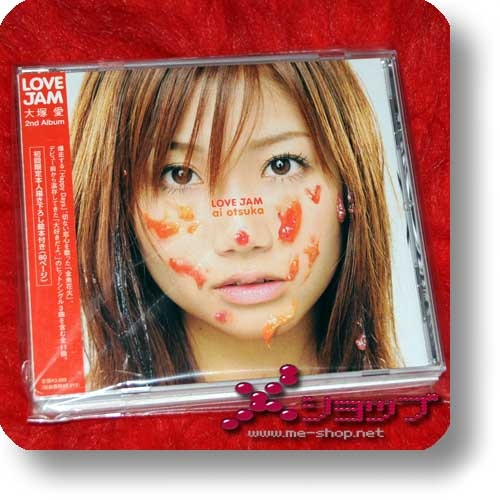 ai otsuka - LOVE JAM LIM.CD+Picture Book (Re!cycle)-0