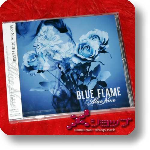 ALICE NINE - BLUE FLAME (inkl. Bonustrack!) (Re!cycle)-0