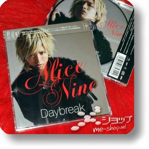 ALICE NINE - Daybreak LIM.MCD HIROTO-Version-0