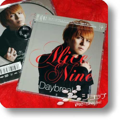 ALICE NINE - Daybreak LIM.MCD NAO-Version-0