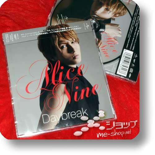 ALICE NINE - Daybreak LIM.MCD SAGA-Version-0
