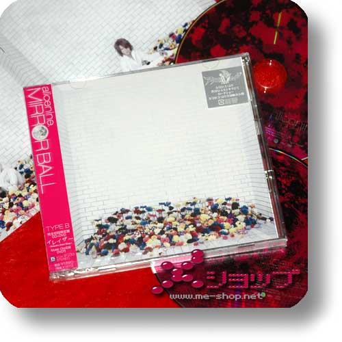 ALICE NINE - MIRRORBALL (lim.CD+DVD B-Type / alice nine.) (Re!cycle)-0