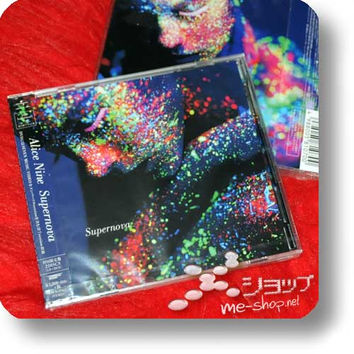 ALICE NINE - Supernova (lim.CD+DVD) (Re!cycle)-0