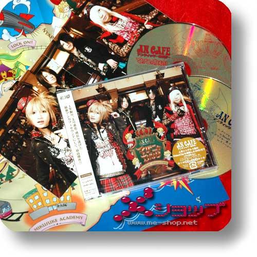 AN CAFE - Magnya Carta (CD+DVD) (Re!cycle)-0