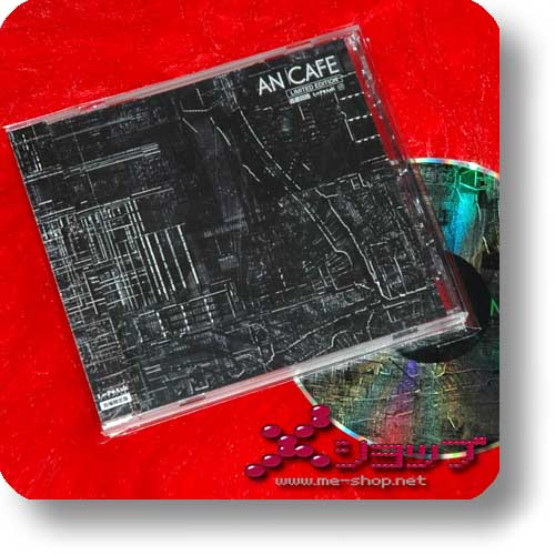 AN CAFE - Touhikairo (LIM.SINGLE-CD) (Re!cycle)-0