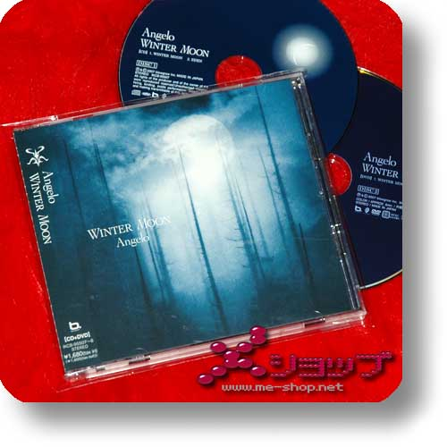 ANGELO - Winter Moon LIM.CD+DVD (Re!cycle)-0