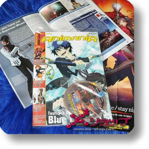 ANIMANIA 06-07/2011 DVD-Edition-0