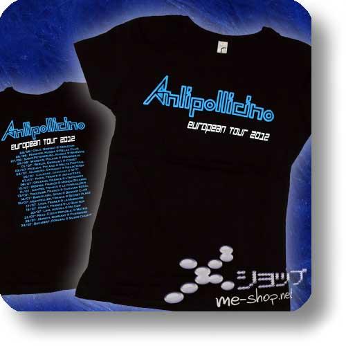 "ANLI POLLICINO - EU-Tour 2012 Original Girlie ""Logo"" Gr. S-0"