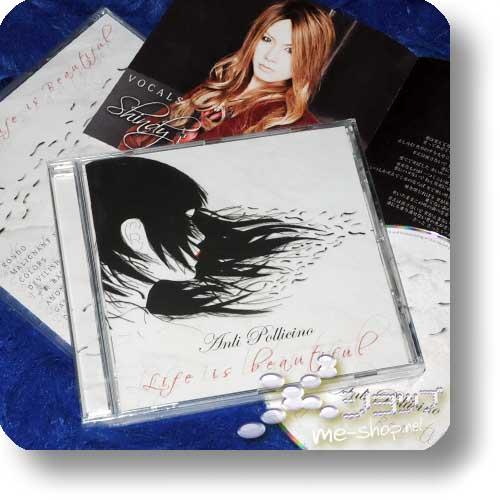 ANLI POLLICINO - Life is Beautiful (EU-Album inkl. Bonustrack)-0