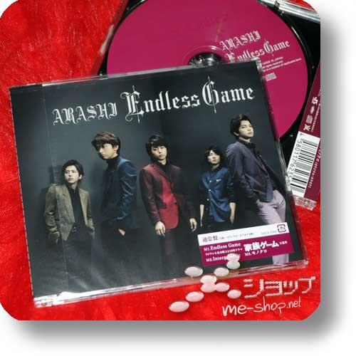ARASHI - Endless Game-0