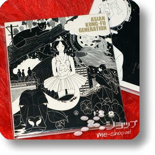 ASIAN KUNG-FU GENERATION - Fanclub (1.Press inkl.Bonus-Sticker!) (Re!cycle)-28634