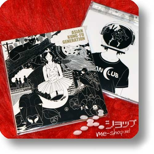 ASIAN KUNG-FU GENERATION - Fanclub (1.Press inkl.Bonus-Sticker!) (Re!cycle)-28636