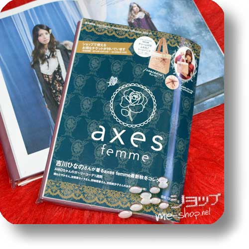 AXES FEMME autumn/winter collection 2014/15 inkl. orig.Tote Bag & Charm!-0