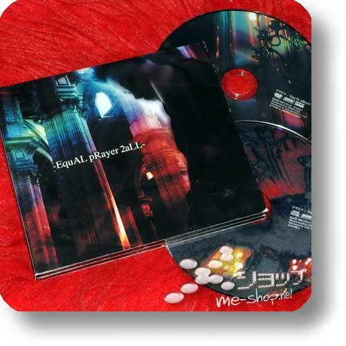 ayabie - EquAL pRayer 2 aLL (lim.CD+DVD) (Re!cycle)-0