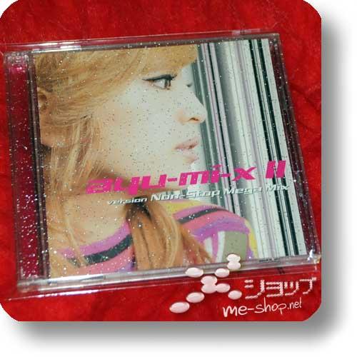 AYUMI HAMASAKI - ayu-mi-x II version Non-Stop Mega Mix (Re!cycle)-0