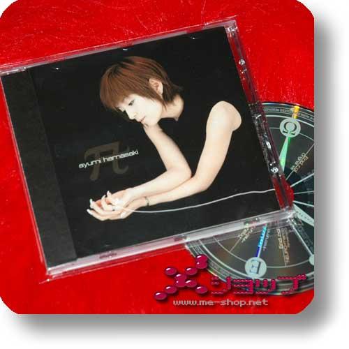AYUMI HAMASAKI - A (schwarze Version) (Re!cycle)-0