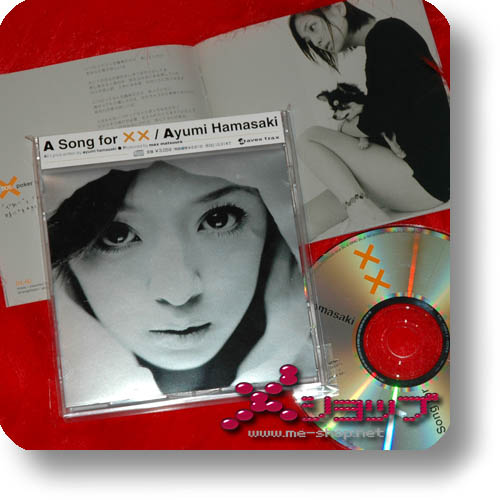 AYUMI HAMASAKI - A Song for XX (Re!cycle)-0