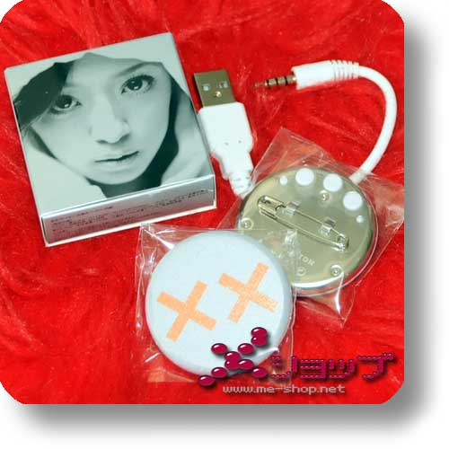 AYUMI HAMASAKI - A Song for XX LIM.PLAYBUTTON-EDITION-0