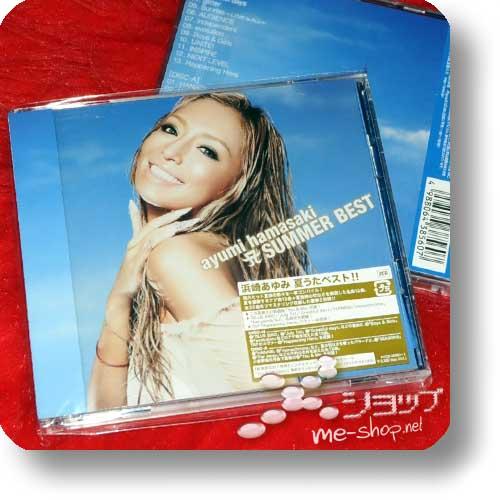 AYUMI HAMASAKI - A SUMMER BEST 2CD-0