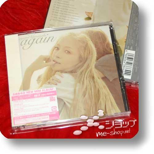 AYUMI HAMASAKI - again lim.CD+DVD-0
