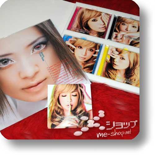 AYUMI HAMASAKI - ayu-mi-x 7 -LIMITED COMPLETE BOX SET- (LP-sized Box 5CD+Bonus) (Re!cycle)-0
