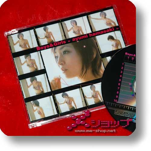 AYUMI HAMASAKI - Boys & Girls (Re!cycle)-0