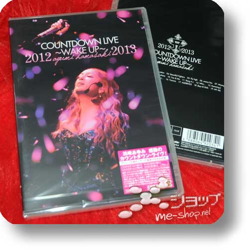 AYUMI HAMASAKI - Countdown Live 2012-2013 A ~WAKE UP~ (Live-DVD)-0