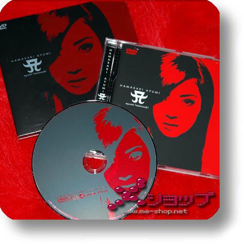 AYUMI HAMASAKI - Hamasaki Ayumi DVD (Clips Vol.1) (Re!cycle)-0