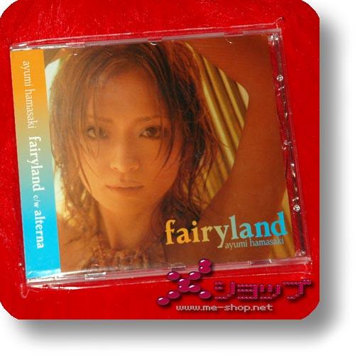 AYUMI HAMASAKI - Fairyland (Re!cycle)-0