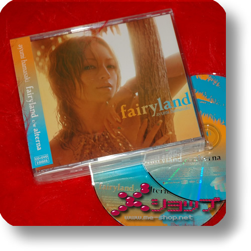 AYUMI HAMASAKI - fairyland (CD+DVD) (Re!cycle)-0