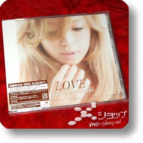 AYUMI HAMASAKI - LOVE (Re!cycle)-0