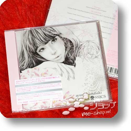 AYUMI HAMASAKI - Love Classics-0