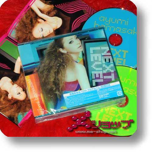 AYUMI HAMASAKI - NEXT LEVEL CD+DVD lim.1st Press-0
