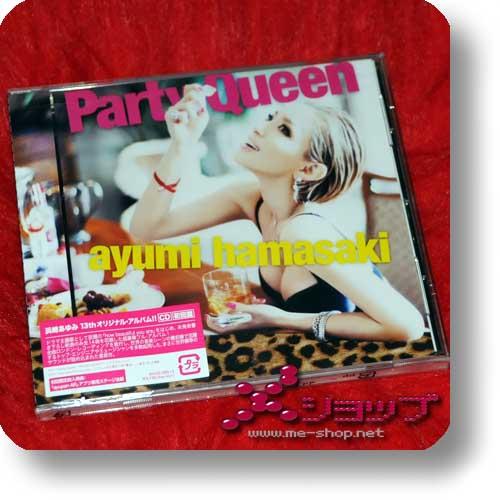 AYUMI HAMASAKI - Party Queen (Re!cycle)-0