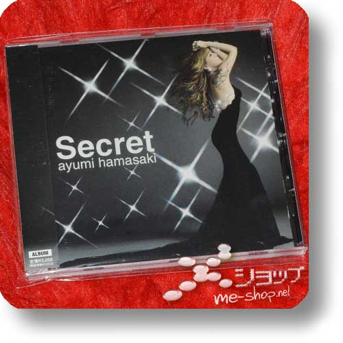 AYUMI HAMASAKI - Secret (Re!cycle)-0