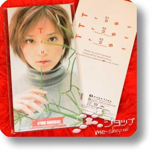 "AYUMI HAMASAKI - Trust (8cm / 3""-Single) (Re!cycle)-0"