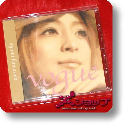 AYUMI HAMASAKI - Vogue (Re!cycle)-0