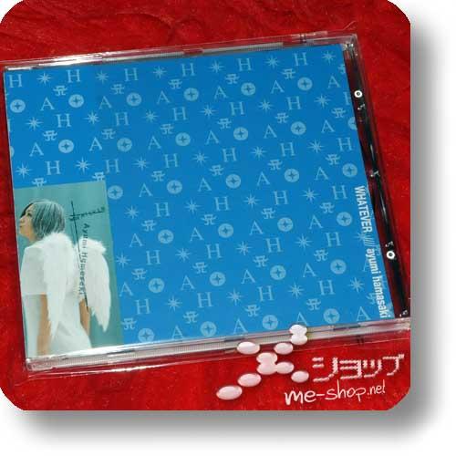 AYUMI HAMASAKI - WHATEVER (Reissue 2001) (Re!cycle)-0