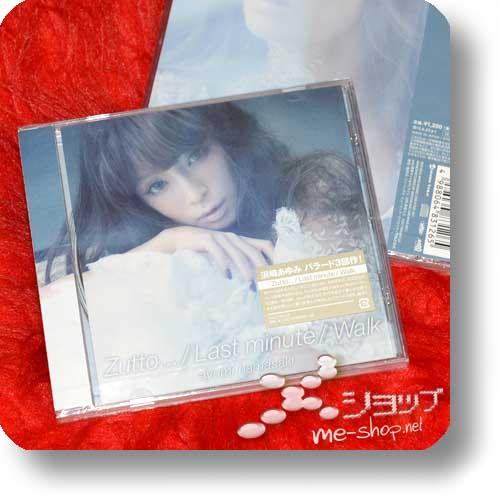 AYUMI HAMASAKI - Zutto... / Last Minute / Walk-0