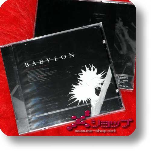 BABYLON - Clan Gene LIM.CD+DVD-0