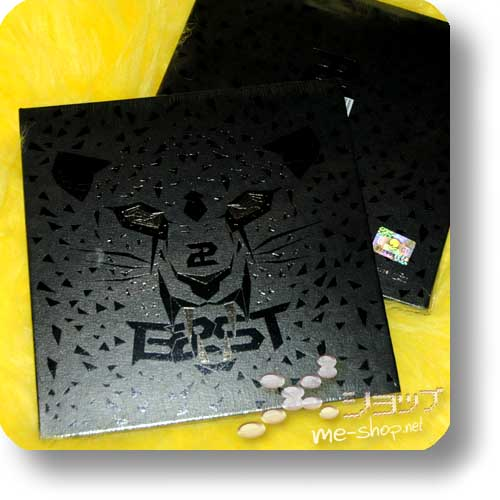 B2ST (BEAST) - Fiction and Fact (lim.Book-Edition) ORIG.KOREAPR.-0