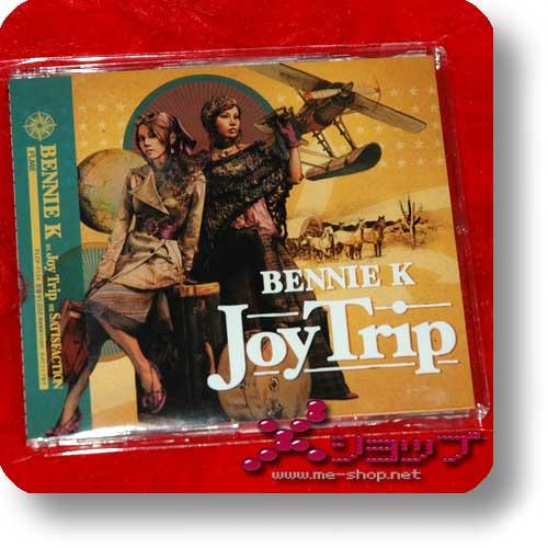 BENNIE K - Joy Trip (Re!cycle)-0