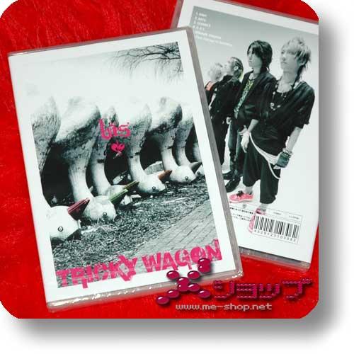 bis - TRICKY WAGON (DVD) PV+Live in Deutschland-0