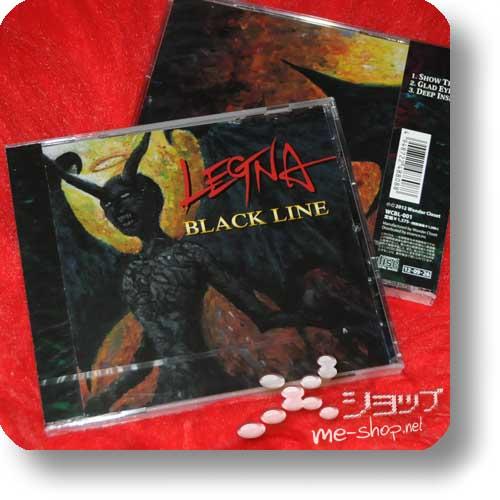 BLACK LINE - Legna-0