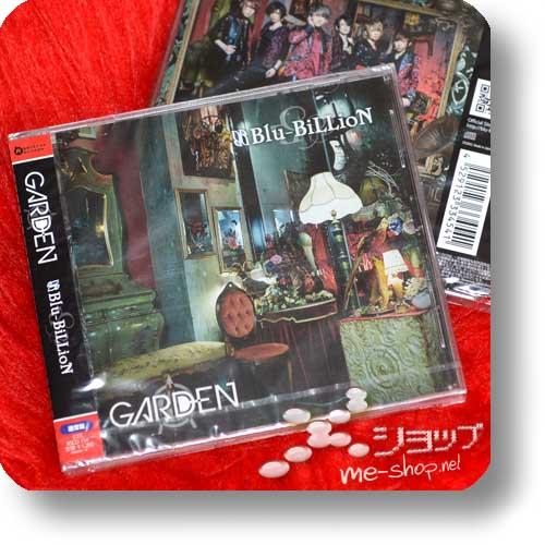 BLU-BILLION - GARDEN (inkl.Bonustrack!)-0